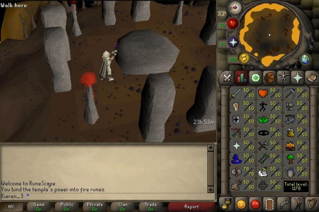 buy old school runescape gold