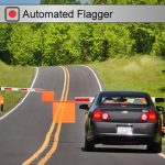 Automated flagger to easy the construction zone hurdles