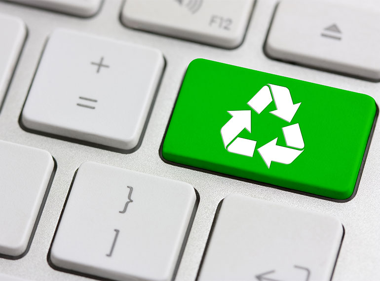 aelectronic device recycling Singapore