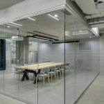 GUIDE OF OPTION - GLASS OFFICE PARTITIONS