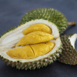 Difference between durian and jackfruit